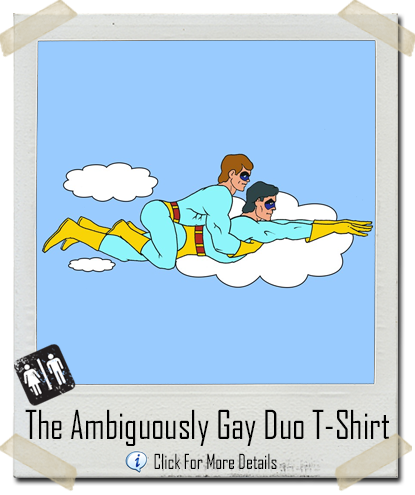 Message, ambiguously gay duo snl magnificent