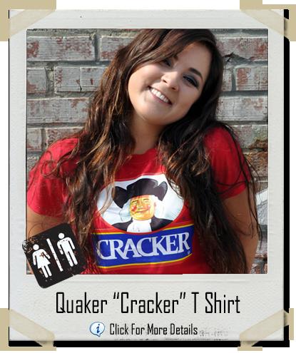 oats guy cracker t shirt category a little offensive quaker oats guy    Quaker Oats Guy