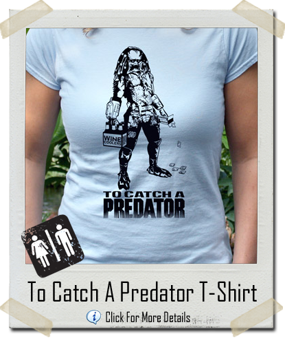21e2d68f To Catch A Predator T-Shirt - Let There Be Tees