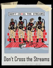 Ghostbusters Don't Cross the Streams
