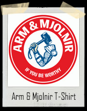 Arm & Mjolnir T-Shirt