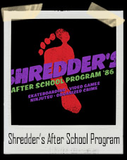 Shredder's After School Program