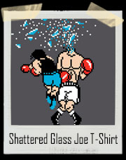 Little Mac Glass Joe Shattered Glass T-Shirt