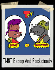TMNT Bebop And Rocksteady / Beavis and Butt-Head T-Shirt