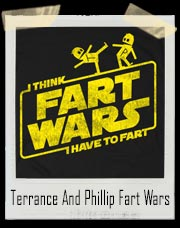 Terrance And Phillip Fart Wars