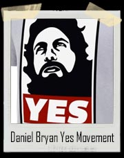 Daniel Bryan YES Movement T-Shirt