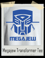 Megajew Transformer T-Shirt