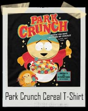 Cart Crunch - South Park Crunch Cereal Shirt
