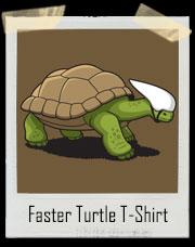 Faster Turtle T-Shirt