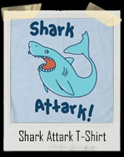 Shark Attark T-Shirt