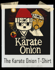 The Karate Onion Parappa The Rapper T-Shirt