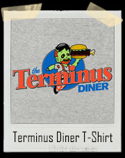 The Terminus Walking Dead Diner T-Shirt