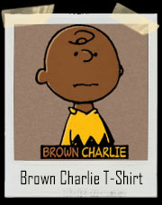 Brown Charlie T-Shirt