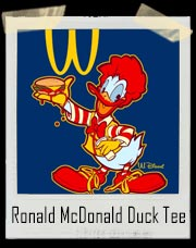 Ronald McDonald Duck T-Shirt