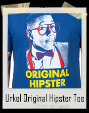Steve Urkel The Original Hipster T-Shirt