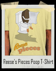 Reese's Pieces Poop T-Shirt