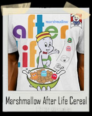 Casper's Marshmallow After Life Cereal T-Shirt