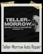 Teller-Morrow Auto Repair Sons of Anarchy T-Shirt