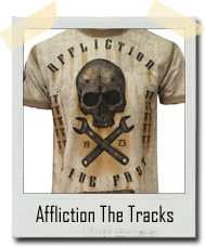 Affliction The Tracks