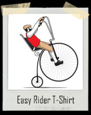 Easy Rider Bicycle T-Shirt