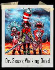 Dr. Seuss Walking Dead - Seussing Dead T-Shirt