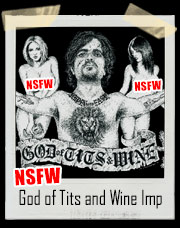 Tyrion Lannister God of Tits and Wine Imp