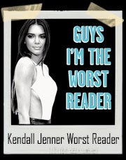 Kendall Jenner Worst Reader Billboard Music Awards T-Shirt