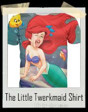 Miley Cyrus The Little Twerkmaid T-Shirt