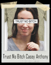 Trust No Bitch Casey Anthony T-Shirt
