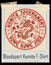 Bloodsport Kumite Tournament T-Shirt
