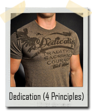 Dedication (4 Principles) Firefighters