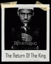 The Return of the King Cleveland Cavaliers - LeBron James T-Shirt