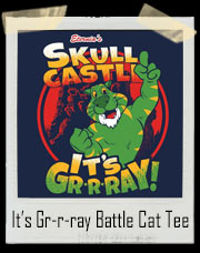 He-Man Battle Cat / Tony The Tiger Cereal T-Shirt