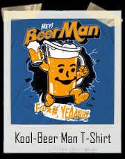 Kool-Aid-Beer Man T-Shirt