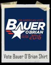 Vote Jack Bauer and Chloe O'Brian 24 T-Shirt