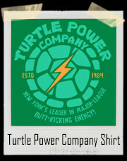 Turtle Power Company TMNT T-Shirt