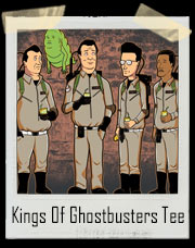 King Of The Hill Ghostbusters T-Shirt