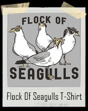 Flock Of Seagulls T-Shirt