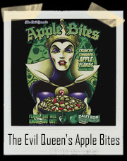 The Evil Queen's Apple Bites Cereal T-Shirt