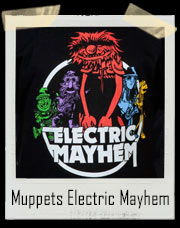 Muppets Dr. Teeth And The Electric Mayhem Band T-Shirt