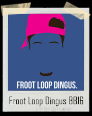 Froot Loop Dingus Big Brother 16 Zach Rance Inspired Shirt