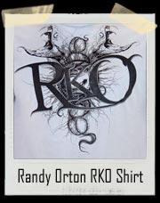 Randy Orton Venom Runs Deep Authentic T-Shirt