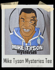 Mike Tyson Mysteries Adult Swim T-Shirt