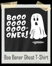 Boo Boner Ghost T-Shirt