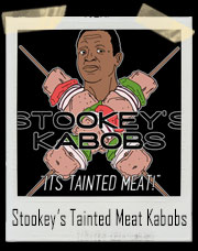Bob Stookey's Tainted Meat Kabobs Walking Dead T-Shirt