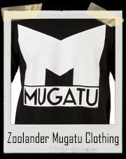 Zoolander So Hot Right Now Jacobim Mugatu Clothing Label T-Shirt