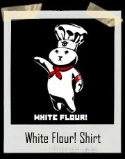 Pillsbury Dough Boy White Flour T Shirt