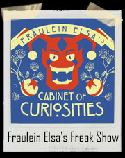 American Horror Story Fraulein Elsa's Cabinet Of Curiosities Freak Show (AHS) T-Shirt