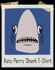 Katy Perry Super Bowl Halftime Show Left Shark T-Shirt