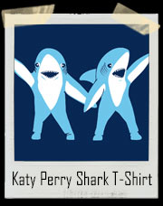 Katy Perry Super Bowl Halftime Show Left Shark Dance T-Shirt